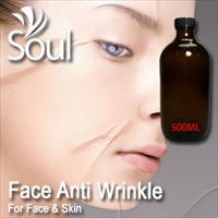 Essential Oil Face Anti Wrinkle - 500ml